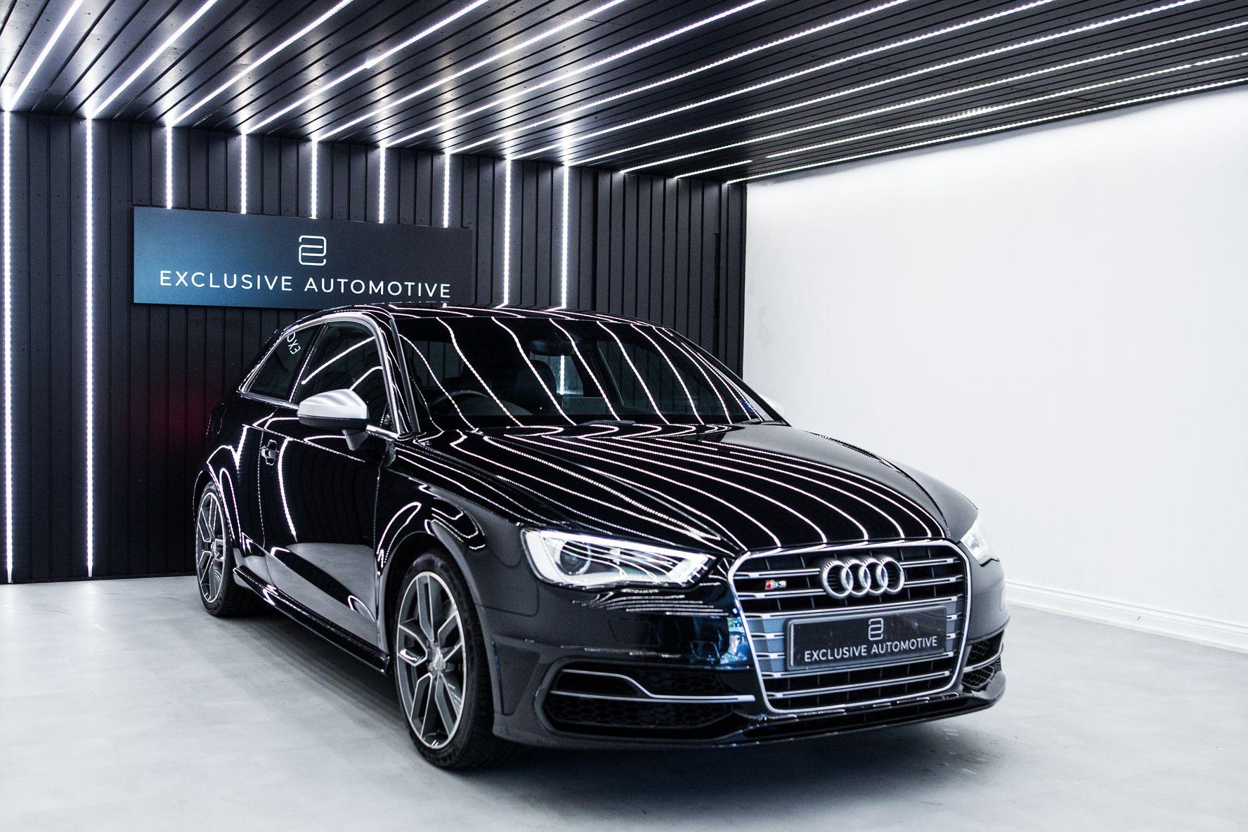 Audi S3  Exclusive Automotive